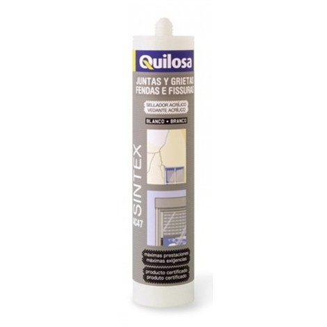 Sellador acril u/gral 300 ml ne sintex ac47 quilosa