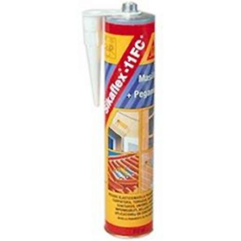 Sellador Adh Poliuret Blanco - SIKAFLEX - 11FC - 300 CM3