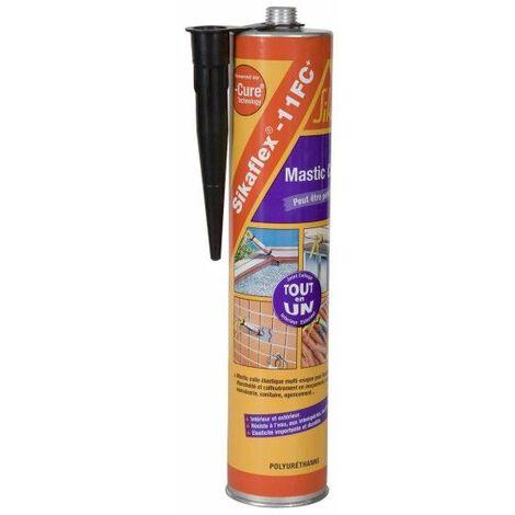 Sellador adhesivo de poliuretano SIKA Sikaflex 11 FC Plus - Beige - 380g
