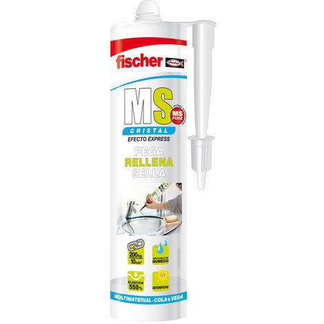Sellador Adhesivo Ms Gris - FISCHER - 97973..