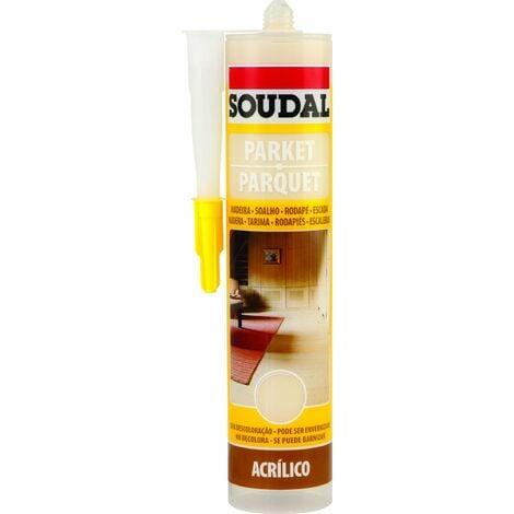 SELLADOR MADERA SOUDAL SAPELLY 300 ML