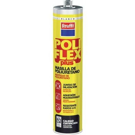 Sellador Masilla 300 Ml Bl Poliuretano Poliflexplus Krafft