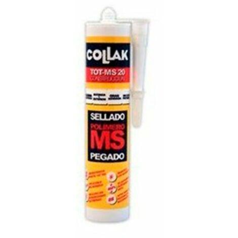 Sellador polímero blanco 300ml TOT-MS 20 de Collak