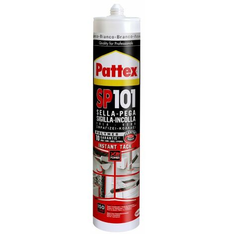 SELLADOR SP 101 BLANCO INSTANT TACK