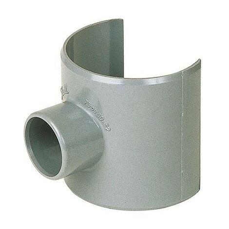 """main image of """"Selle PVC de branchement à 90° Mâle - Femelle."""""""