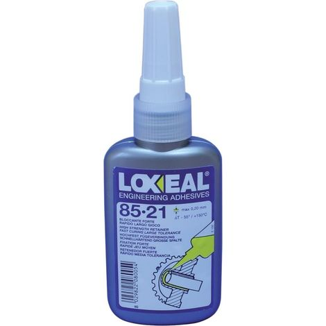 Sello de área MF verde LOXEAL 85-21 50ml