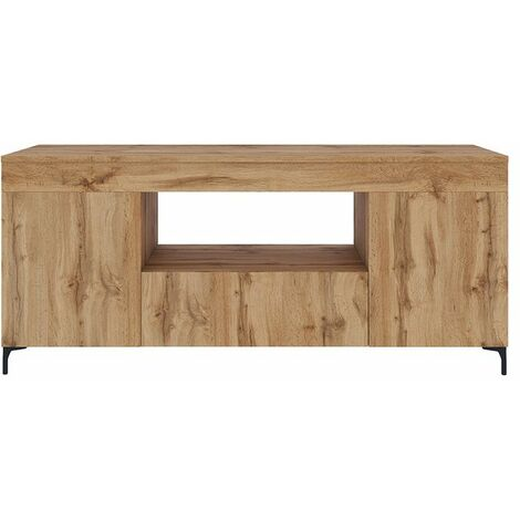 Selsey Gusto - Mueble TV - Roble Lancaster - 137 cm - moderno