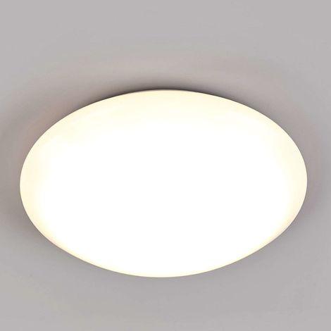 Selveta LED ceiling light for bathrooms, 35 cm