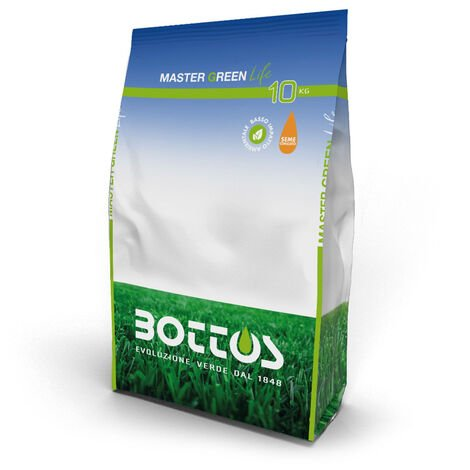 Seme Master Green Life Royal Shade Plus 10 Kg - Bottos