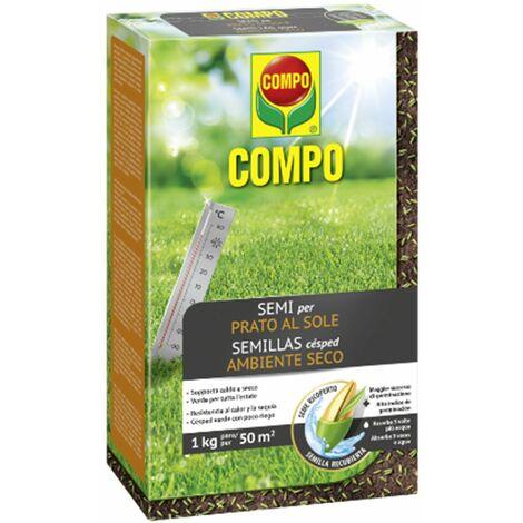 """Seme """"Prato al Sole"""" tappeto erboso per terreni secchi ed esposti al sole"""