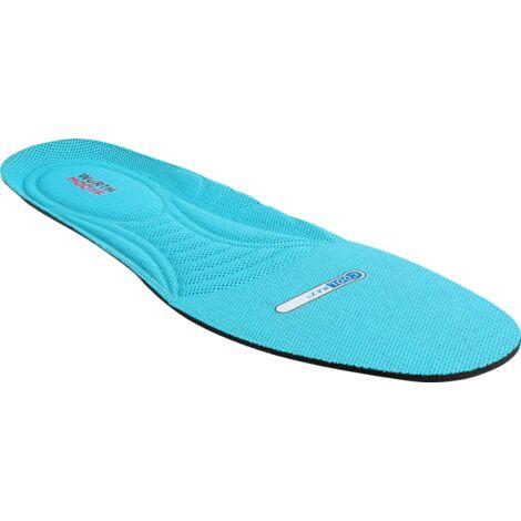 Semelles découpables thermo-régulantes pour chaussures
