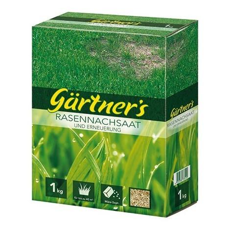 Semence pelouce - renouvellement.1 kg