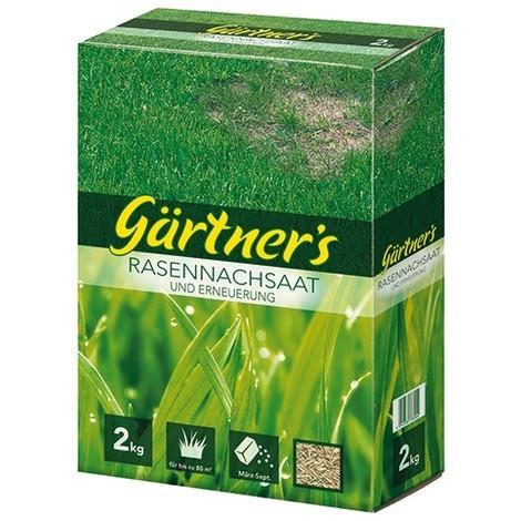 Semence pelouce renouvellement.2 kg