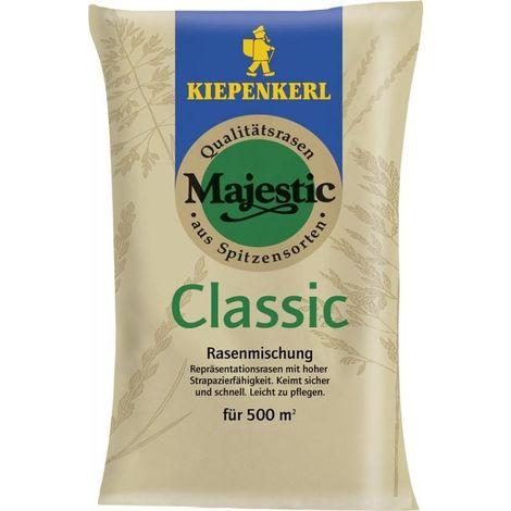 Semence pelouse 10kg Majestic Classic (Par 2)