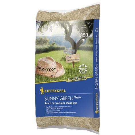 Semence pelouse 10kg ProfiLine Sunny Green (Par 2)