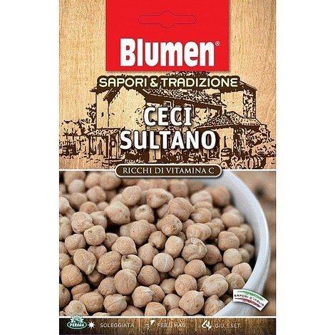Sementi di Ceci sultano ricchi di vitamina C Blumen orto semi seeds