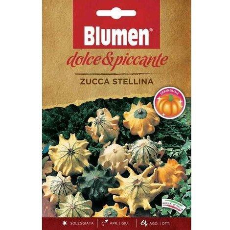 SEMENTI DI ZUCCA STELLINA ORNAMENTALE Blumen semi seed