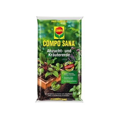 Semer et herbes terre 10 L COMPO SANA