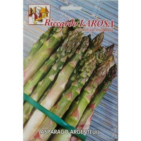 Semi di asparagi argenteuil asparago buste sigillate sementi orto frutta