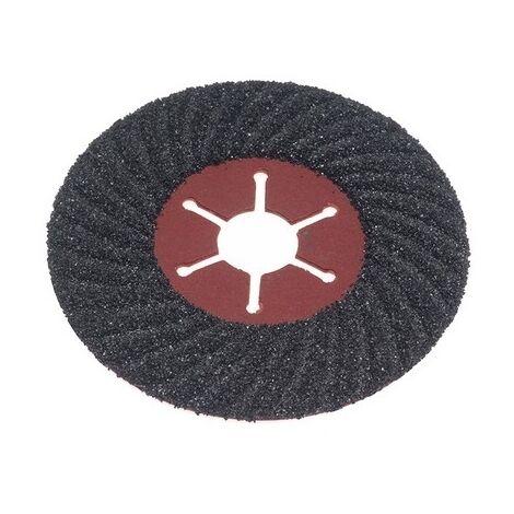 Semi-Flexible Black Discs 115mm