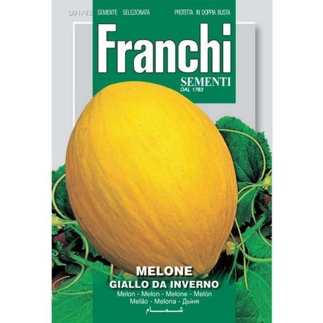 """Semi ortofrutta """"Melone giallo da inverno"""" 3 pz."""