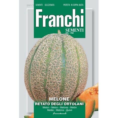 """Semi ortofrutta """"Melone retato degli ortolani"""" 3 pz."""