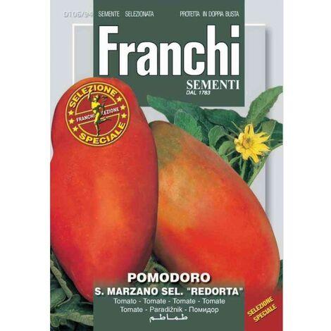 "main image of ""SEMI POMODORO SAN MARZANO REDORTA FRANCHI SEMENTI"""