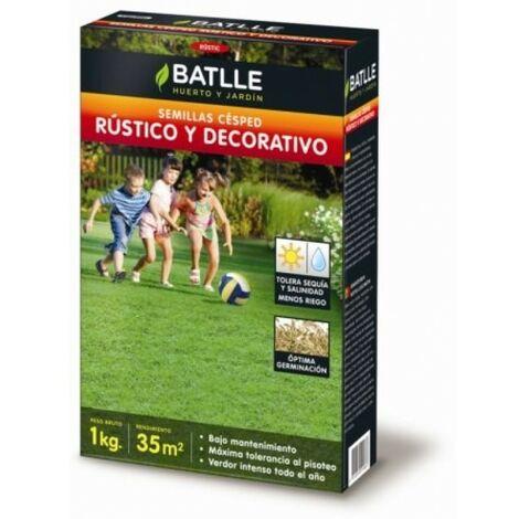 Semilla Cesped Batlle Rustic Decorativo 051309 1 Kg