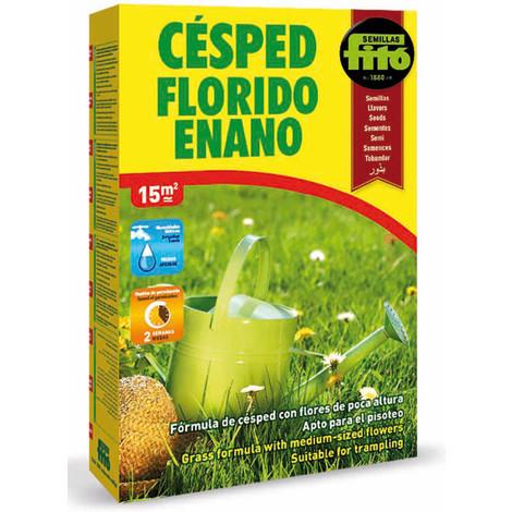 Semilla Césped Florido Enano 500 g