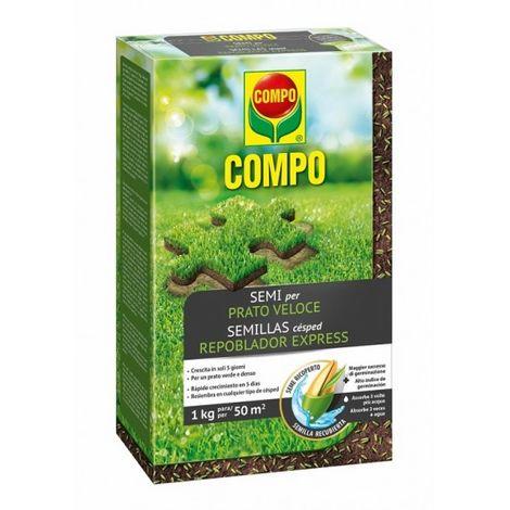 Semilla Cesped Univ Compo Repoblador 2357802011 1 Kg