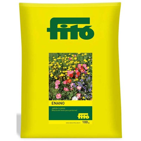 Semilla Jardín Florido Enano 100 g