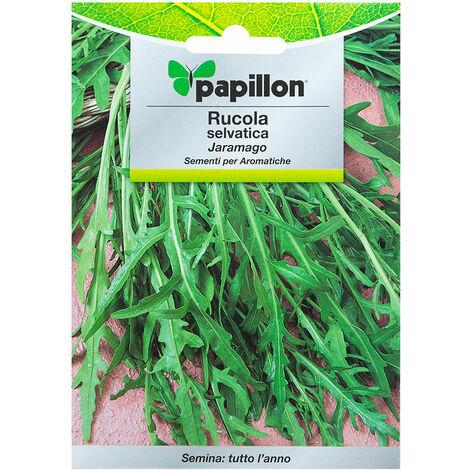 Semillas aromaticas rucula selvatica (2.5 gramos)