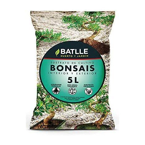Semillas Batlle 960056BUNID - Terreau pour bonsaïs 5 l