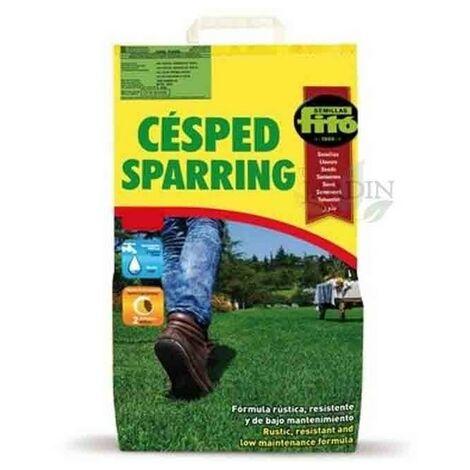 Semillas césped Sparring 25 Kg compacto resistente