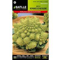 Semillas de Bróculi Romanesco Natalino