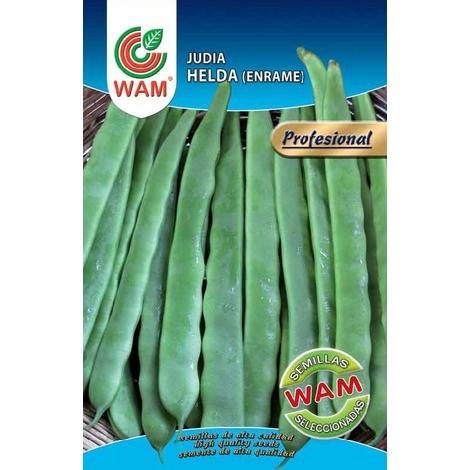 Semillas de Judía Helda Enrame WAM - 100 gr