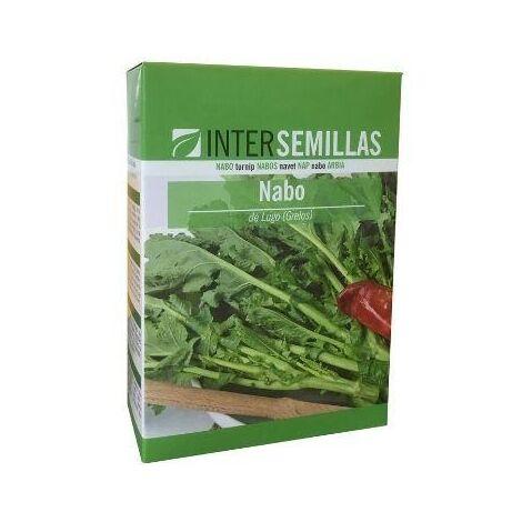 Semillas de NABO GLOBO BLANCO DE LUGO Intersemillas 250g