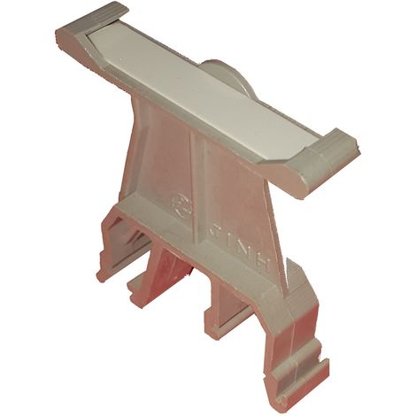 Señalizador lateral para bornas carril DIN