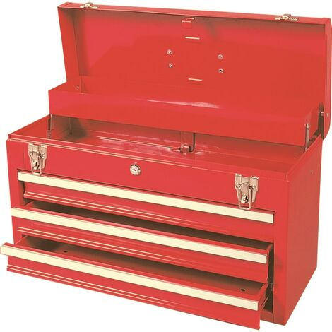 Senator 3-DRAWER Tool Chest