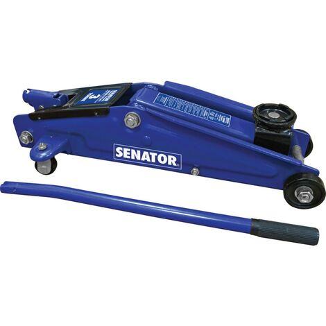 Senator 3-TONNE Hydraulic Trolley Jack