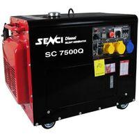 Senci SC7500Q Silent Diesel Generator
