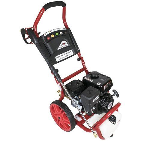 Senci SCPW3200-II Portable Petrol Pressure Washer 196cc