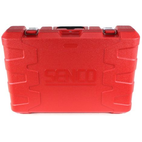SENCO DS 5550 AC Visseuse en bande autonome à magasin DuraSpin 600 W ( 7W2001N ) + 1000x Vis Teks 3,5x35 mm