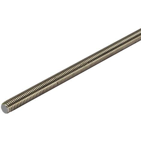 Sencys varilla roscada M5 1000mm 1 pieza