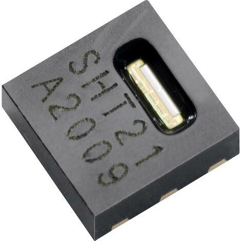 Sensirion Capteur dhumidité 1 pc(s) SHT21 Plage de mesure: 0, -40 - 100, +125 % HR, °C (L x l x h) 3 x 3 x 1.1 mm