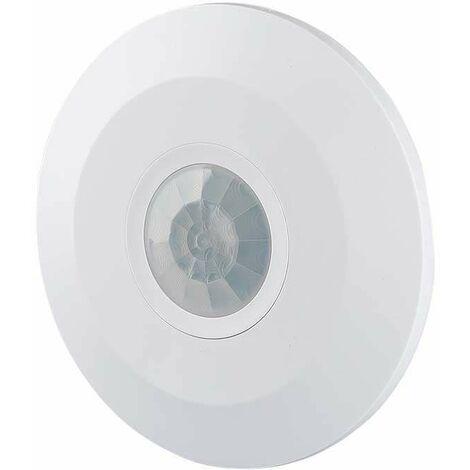 Sensor de infrarrojos (PIR) techo slim 360º