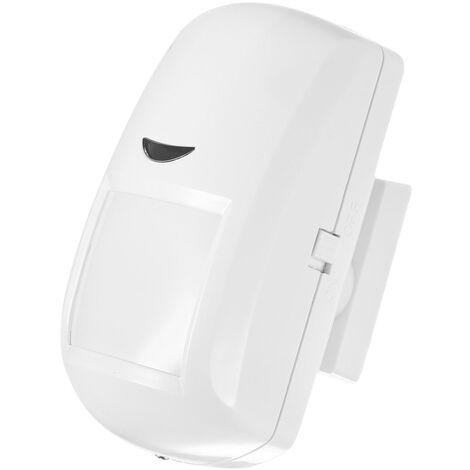 Sensor de movimiento inalambrico PIR, para sistema de seguridad en el hogar