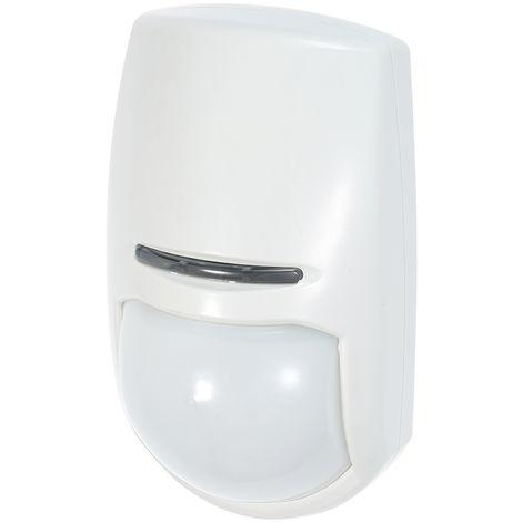 Sensor de movimiento PIR con cable, para sistema de alarma de seguridad antirrobo domestico