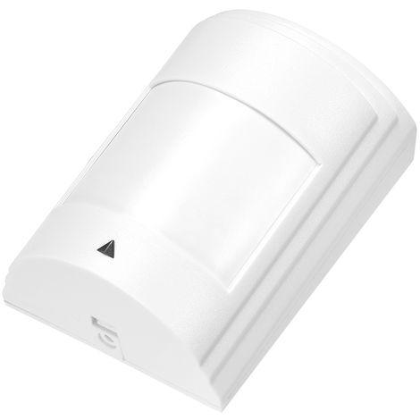 Sensor de movimiento PIR con cable, para sistema de seguridad en el hogar