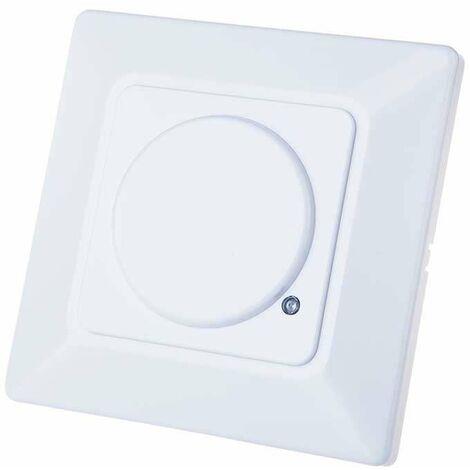 Sensor de movimiento por microondas 180° de pared 300W